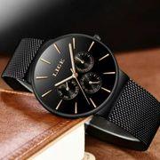 Часы LIGE Top Brend Luxury